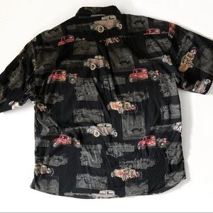 Clearwater Hot Rod Button Up